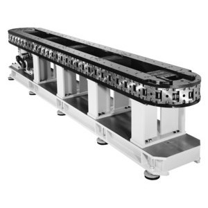 CAMCO Heavy Duty Precision Link Conveyors combine excellent accuracy with high load capacity to provide the versatility needed to meet virtually any automated assembly or manufacturing challenge.