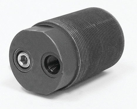 Versatile threaded body cylinders can be used for a variety of high production applications.