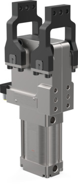 84A Series - Dual Arm, Tolerance Compensation Power Clamp