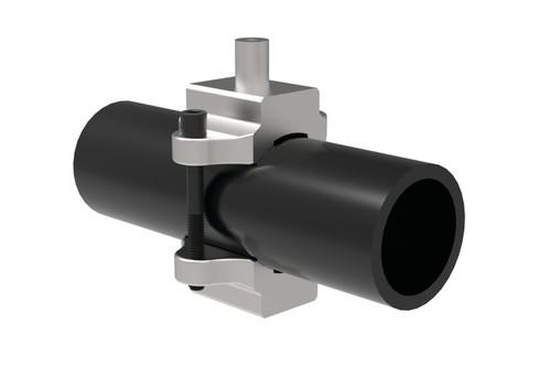 "Destaco's CPI-THM-250-POST Series of single mushroom tool holders are designed for 2.50"" tubes."
