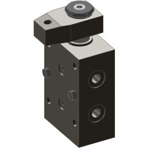 Destaco's hydraulic swing clamps swivel left, opposed to the 726D Series that swivels right, and are particularly designed for applications which require high clamping forces and easy loading of workpieces in confined spaces.