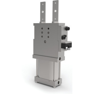 Designed for accurate positioning of sheet metal parts in welding environments and handling systems without rotation.