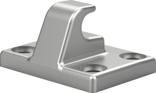 Latch Plates - Pull Action Latch Clamps