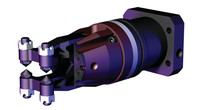 GR1-15 - Modular Gripper with 180° Angular Jaw