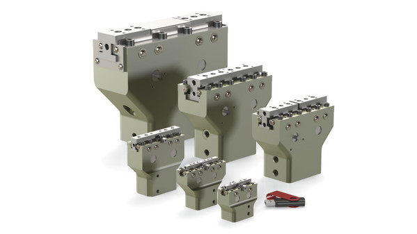 Destaco's RP-50P Series of precision parallel grippers are designed for delicate parts handling.