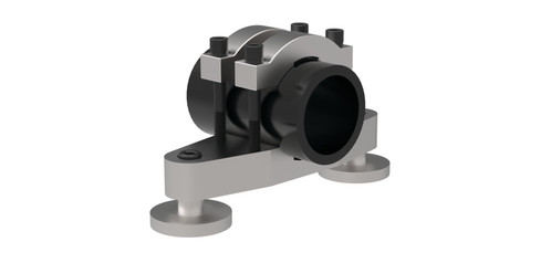 """Destaco's CPI-THM-250-DBL-WTTB Series of double mushroom tool holders are designed for 2.50"""" world tool booms."""