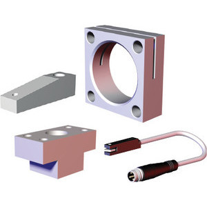 To enhance the functionality of our pneumatic swing clamps, Destaco proudly offers multiple accessory options. Our clamp sensors are activated by a magnetic ring that is installed on the cylinder piston.