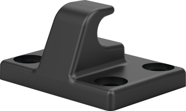 Destaco's latch plates for pull action clamps can be used with Destaco models and are available in stainless steel.