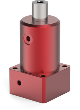 The fast acting clamps can generate clamping force from air.