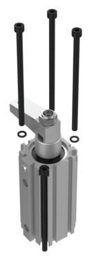 9500 - Standard Mounting Kit