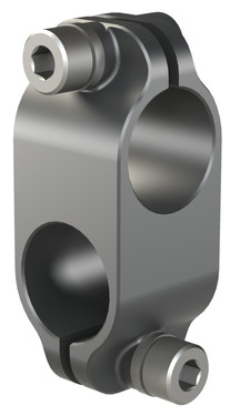 """Destaco's CL Series of mid flange mounts are made of aluminum and are designed for 1.50"""" tubes."""