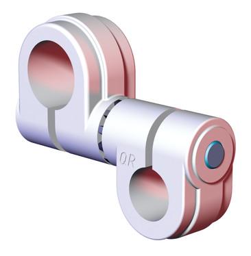"SAxx Single-Bolt Ø25mm/1.00"" for Ø19.1mm [.75""] Apple Core"