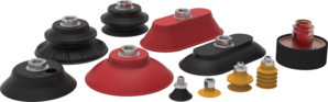 The Destaco Vacuum Cup products range includes a wide variety of styles with various shapes, sizes and materials for your application.