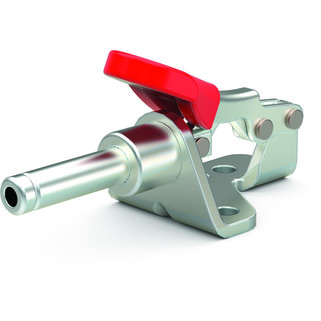 Destaco's 601-M Series straight line action clamps are compact models that are the smallest our straight line clamps.