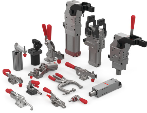 Destaco has been providing clamping solutions for welding and assembly applications in the automotive and transportation industry for over 50 years.