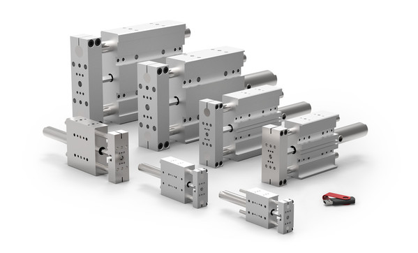 Destaco's DLT-10-T Series of thrusters are lightweight models with optional accessories and configurations.