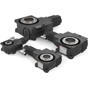 Destaco's CAMCO GTB rotary tables are the lightest, most compact, high-accuracy servo positioners available.