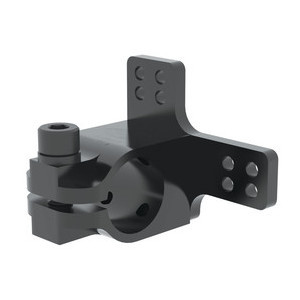 Lightweight tooling sensor mounts are photo-eye units for tri-axis transfer press applications.