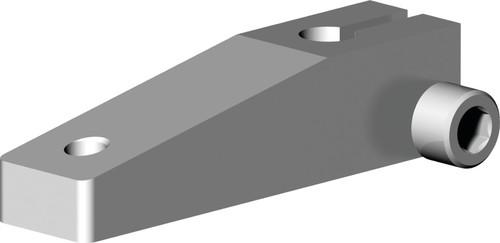 Select pneumatic clamp arm.