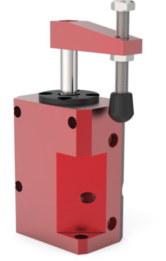 Destaco's 8315 Series block style, pneumatic swing clamps utilize proven, reliable designs that are useful in a wide variety of applications.