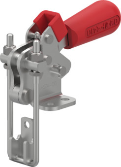 Destaco's 324-R Series pull action latch clamps are equipped with latch plate, U-hook configuration, and Toggle Lock Plus capability.