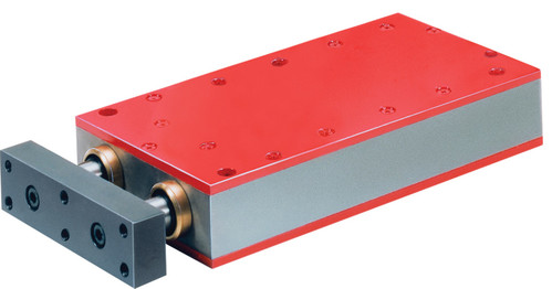 Destaco's WR-2000-120-7 Series of pneumatic power cylinders power machines, tools, and other workholding devices.