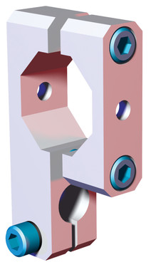 M - Transition Bracket (30mm Octagon to .50-inch Round)