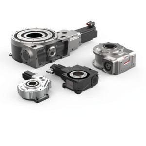 Camco offers a range of high performance servo positioners for light to heavy duty applications.