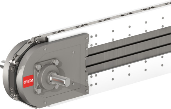 Destaco's CAMCO Rite-Link conveyors offer a thin profile, preassembly, and precision.