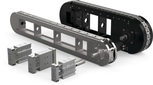 Destaco's linear positioning products offer affordable solutions that match the price and performance expectations for machine builders and OEM markets.