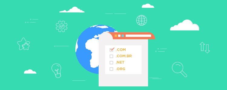 Como e onde registrar um domínio