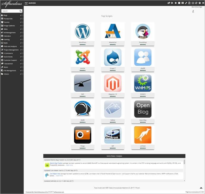 Wordpress, Joomla, Drupal, magento, qual o melhor
