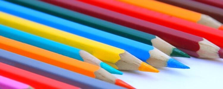 Layout do site- ferramentas para escolha das cores