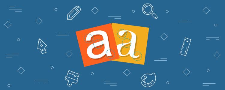 Tipografia digital: escolha as melhores fontes web para o seu site