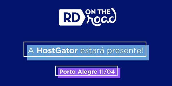 HostGator Brasil no RD on the Road - Edição Porto Alegre