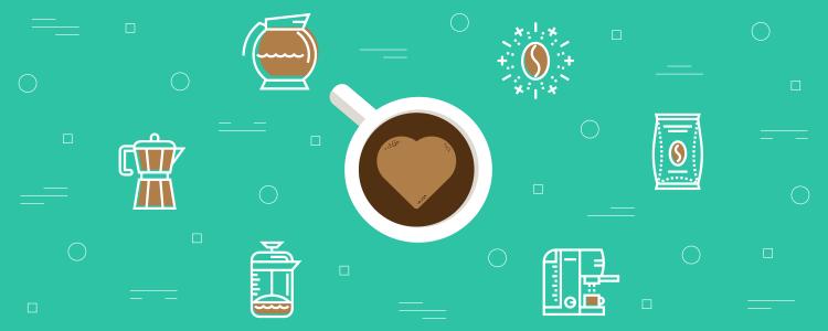 Café ajuda na produtividade