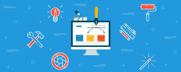5 Dicas de Design para Criar um Site Profissional