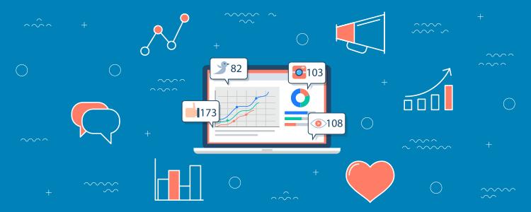 as metricas de redes sociais mais importantes para você analisar