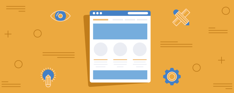 Melhores temas para criação de site one page no WordPress