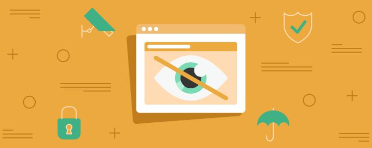 Suas informações de contato estão disponíveis na internet, para reduzir as chances de receber spam ou golpes, invista na proteção de privacidade de domínio.
