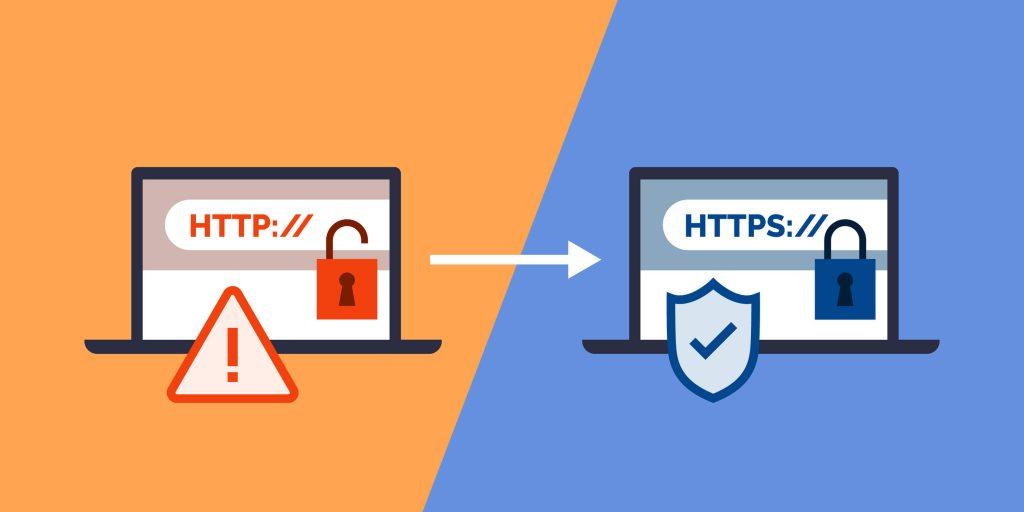 Como identificar um site que contem certificado SSL