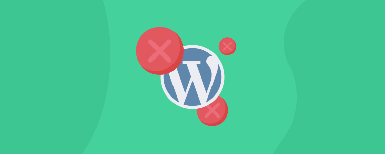 WordPress-erros