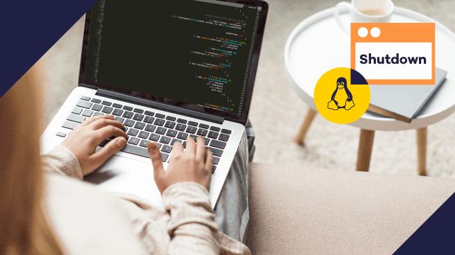 Shutdown Linux veja suas principais funcionalidades
