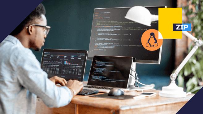 Unzip Linux veja suas principais funcionalidades