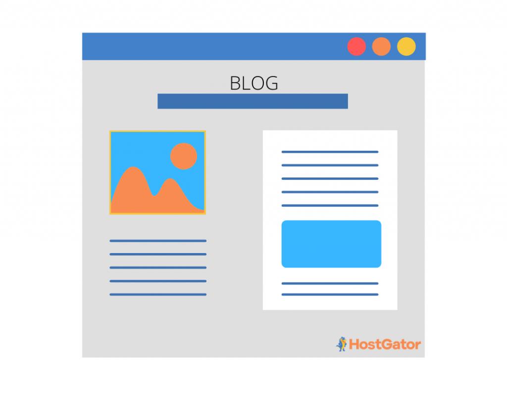Criar blog na HostGator