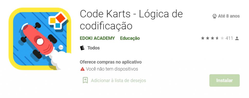 code karts
