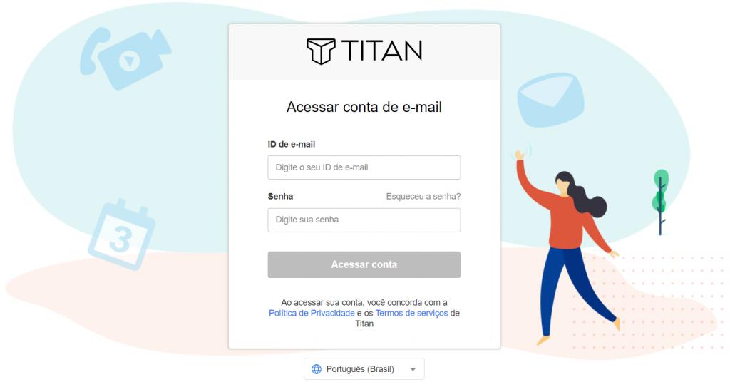 Conheça o Titan Mail - HostGator