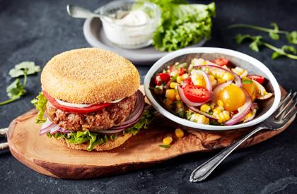 Photo de la recette de Burgers piccadillo