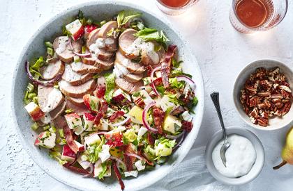 Photo de la recette de Salade d'automne