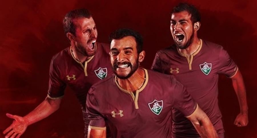 6db86d6f07 Fluminense e Under Armour apresentam a terceira camisa — Fluminense  Football Club